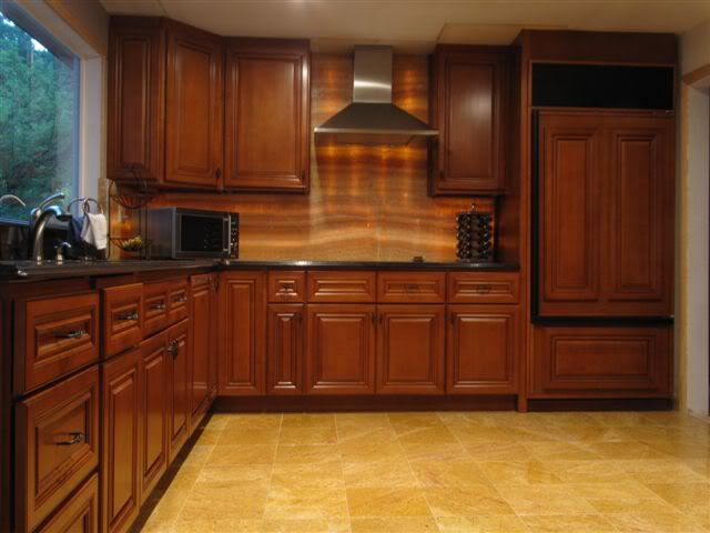 001-Maple-Caramel-Glaze-Kitchen-Cabinets-Long-Island - Mikes ...